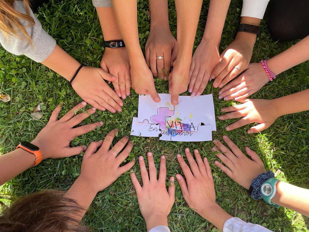 Construimos juntos, trabajamos juntos